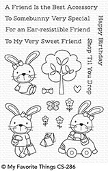 My Favorite Things - Clear Stamp - Sweet Somebunny