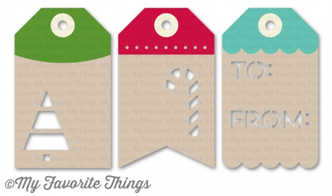 My Favorite Things - new dies, stamps and stencils