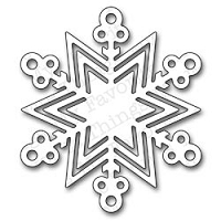 My Favorite Things - Die-namics - Jumbo Snowflake