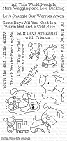 My Favorite Things - Clear Stamp - Playful Pups