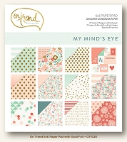 My Mind's Eye - On Trend collection