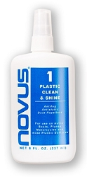My Sweet Petunia - Novus Plastic Polish (for use on the MISTI)