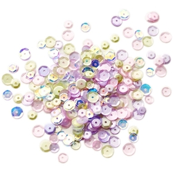 Neat & Tangled - Sequins - Fairy Garden Mix (4-6-8mm)