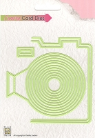 Nellie Snellen's Card Die - Camera
