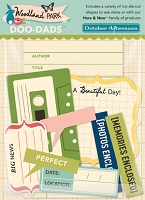 October Afternoon - Woodland Park Collection - Doo-Dads