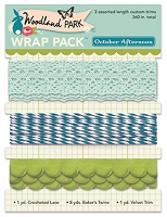 October Afternoon - Woodland Park Collection - Wrap Pack