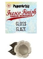 Paper Artsy - Fresco Finish Acrylic Paints - 50ml Bottle - Gloss Glaze