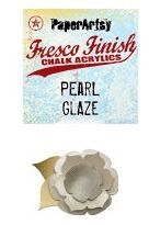 Paper Artsy - Fresco Finish Acrylic Paints - 50ml Bottle - Pearl Glaze
