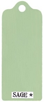 Paper Artsy - Fresco Finish Acrylic Paints - 50ml Bottle - Sage (opaque)