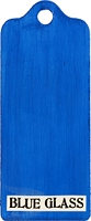 Paper Artsy - Fresco Finish Acrylic Paints - 50ml Bottle - Glass Blue (transluscent)