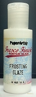 Paper Artsy - Fresco Finish Acrylic Paints - 50ml Bottle - Frosting Glaze