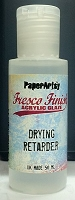 Paper Artsy - Fresco Finish Acrylic Paints - 50ml Bottle - Drying Retarder