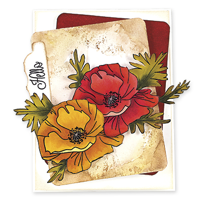 Penny Black - Clear Stamps