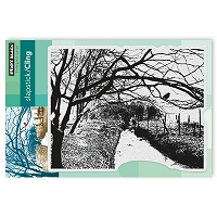 Penny Black - Slapstick Cling Stamp - Down the Lane