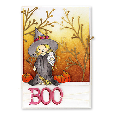 Penny Black - new Halloween and Fall dies and stamps