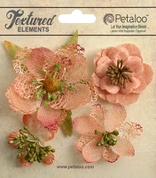 Petaloo - Mixed Textured Blossoms