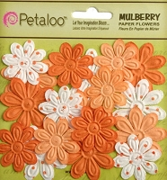 Petaloo - Mini Embossed Daisies