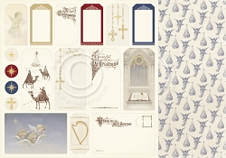 Pion Design - Long Ago In Bethlehem Collection - 12