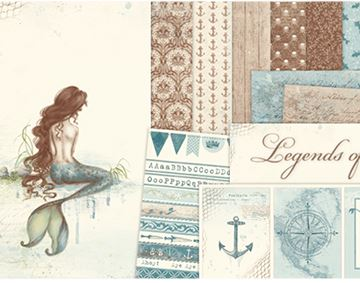 Pion Design - Legends of the Sea Collection