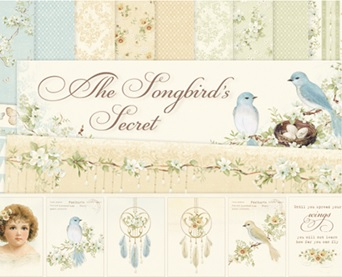 Pion Design - The Songbird's Secret Collection