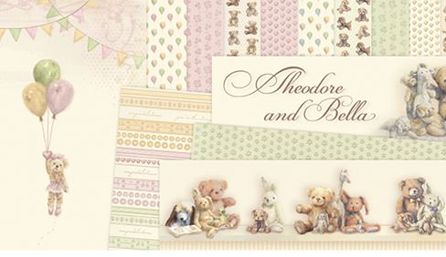 Pion Design - Theodore and Bella Collection