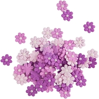 Prima - Planner Flowers - Lani (80 tiny flowers - 0.5