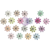 Prima - Planner Flowers - Ella (20 tiny flowers - 0.625