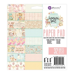 Prima - Heaven Sent (Part 2) Collection - 6x6 Paper Pad