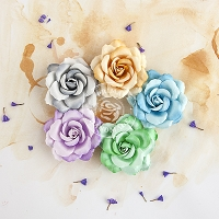 Prima - Over 160 New Flowers (paper, fabric, burlap, vellum)