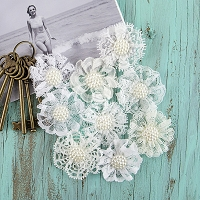 Prima - Sarasota Lace Flowers - Relaxed