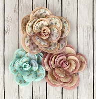 Prima - Fairy Rhymes Collection - Large Flowers