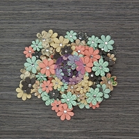 Prima - Something Blue Collection - Paper Flowers - Honeymoon