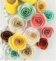 Prima - Bedtime Story Collection - Paper Flowers - Lizzy