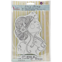 Prima - new Jamie Dougherty Bloom stamps