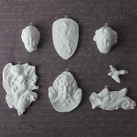 Prima - new Archival Casts by Sandra Evertson