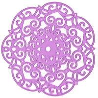 Prima Dies - Embroidery Doily