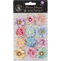 Prima - Watercolor Mulberry Paper Flowers - Aquarelle