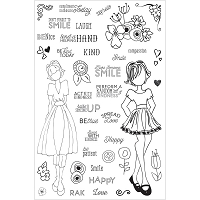 Prima - Julie Nutting Planner Stamps - Make Kindness Happen