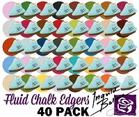 Prima - Set of 40 chalk inks