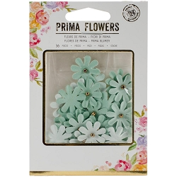 Prima - Planner Flowers - Shirley (36 flowers - 3/4