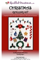 Quilled Creations - Quilling Kit - Christmas