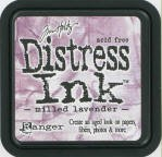 Ranger Distress Ink Pad - Milled Lavender