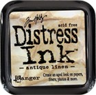 Ranger Distress Ink Pad - Antique Linen
