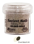 Ranger Ancient Golds Embossing Powders - Gilded Gold (1 oz)