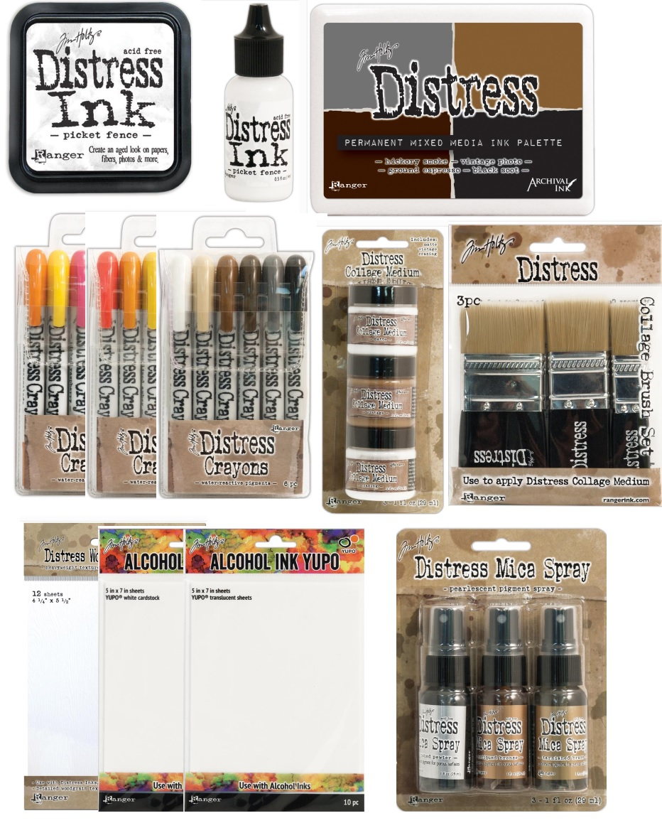 Ranger - Tim Holtz Distress Accessories