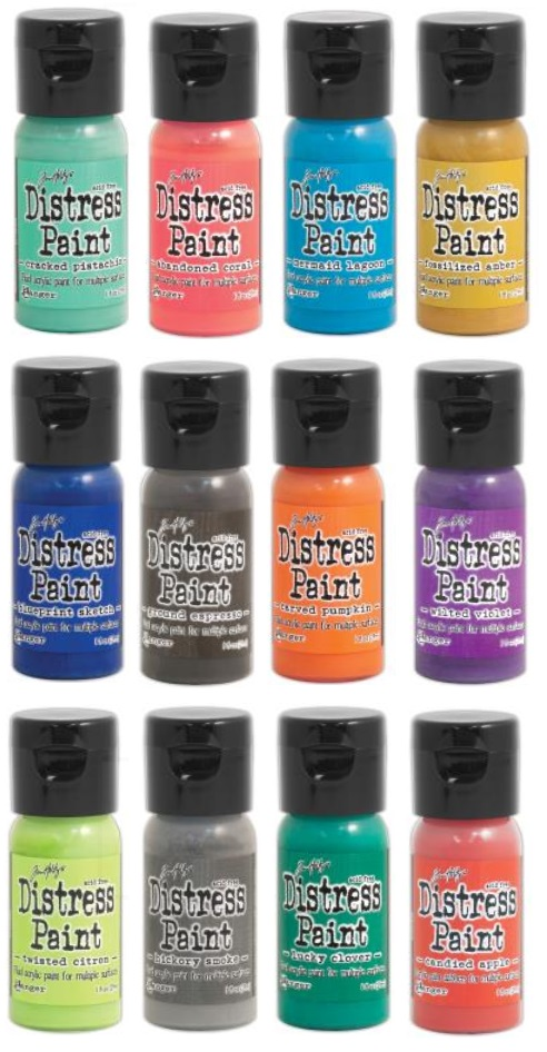 Ranger - Tim Holtz Distress Paint - FLIP CAP