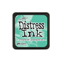 Ranger - Tim Holtz Mini Distress Ink Pad - Cracked Pistachio
