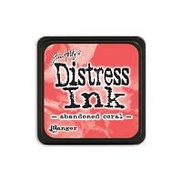 Ranger - Tim Holtz Mini Distress Ink Pad - Abandonned Coral