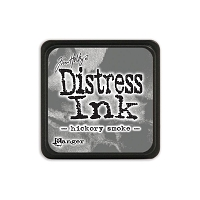 Ranger - Tim Holtz Mini Distress Ink Pad - Hickory Smoke