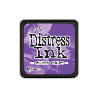 Ranger - Tim Holtz Mini Distress Ink Pad - Wilted Violet